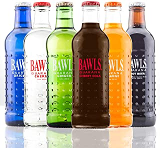 BAWLS Variety 10oz 12 pack