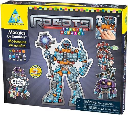 Windworks Mosaikbastelset Robots