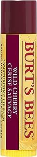Burt's Bees 100% Natural Lip Balm, Wild Cherry, 4.25g