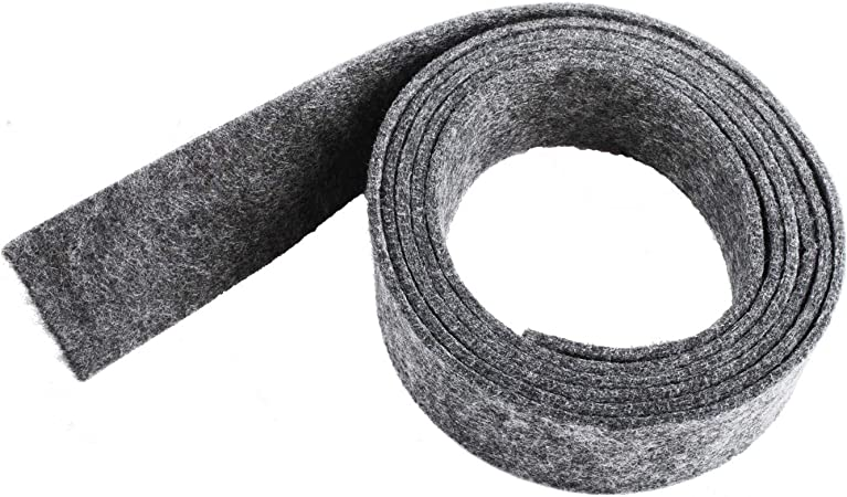 For Whirlpool Kenmore Dryer Rear Drum Felt Seal  PP0117375X89X3