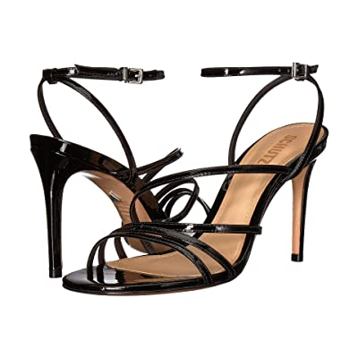 Schutz Claudya (Black) High Heels