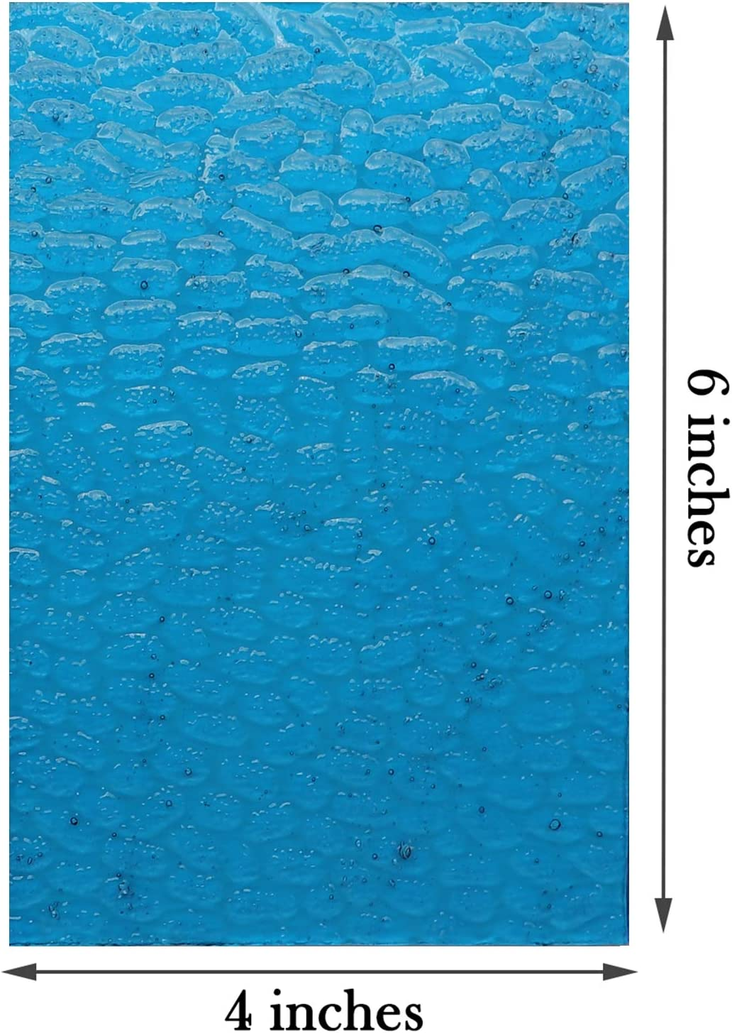 4 x 6 inch Iridescent Glass Sheets for Beginners Mosaic Tiles for Crafts LITMIND 8 Pack Stained Glass Sheets Variety Pack Opaque//Iridescent Art Glass Pack