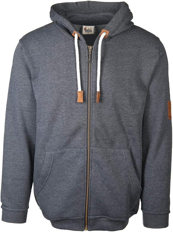 Wind sportswear Herren Sweatshirt Jacke