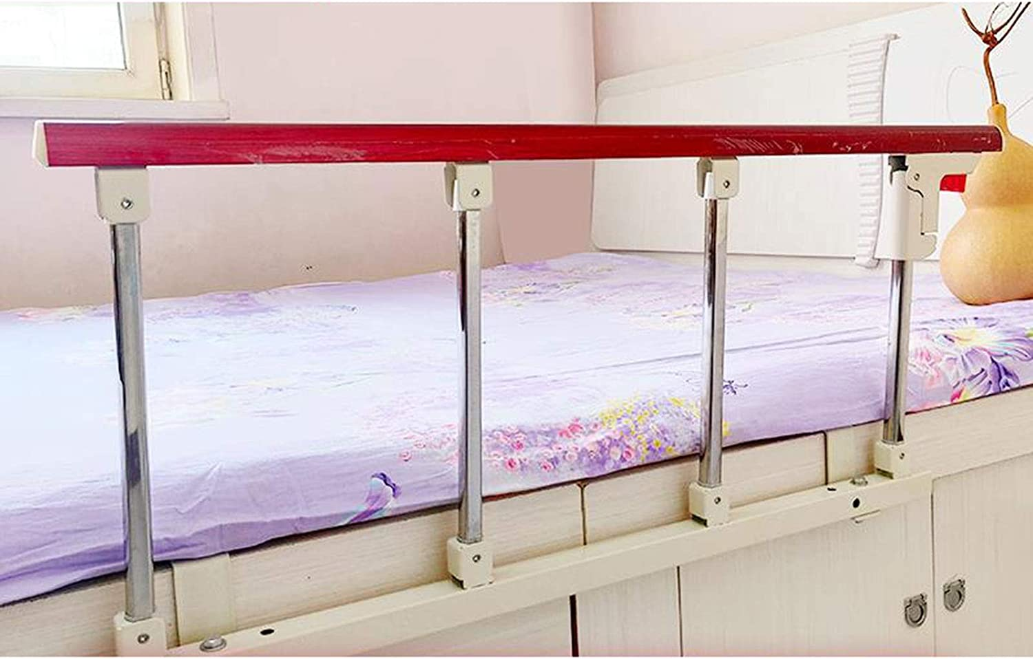 Ranking TOP4 BETTKEN Foldable Bed Rail Safety Side for All items in the store Guard Adults A Elderly
