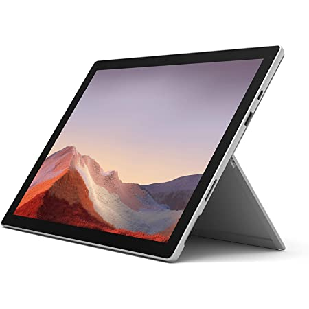 "Pack Exclusivo Microsoft Surface Pro 7 (Windows 10, Pantalla táctil de 12.3"", Intel Core i5, 8 GB de RAM, 128 GB de RAM, 1 Unidad SSD + lápiz táctil Surface Platino, PC híbrido versátil y Potente"