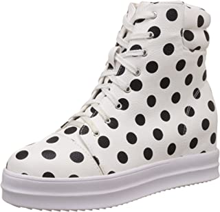 Red Pout Women's Sneakers