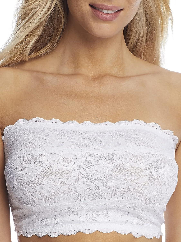 Cosabella Women's Say Never Bandeau Luxury goods Flirtie Max 51% OFF Curvy Bra