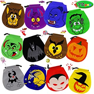 Best unique halloween candy bags Reviews