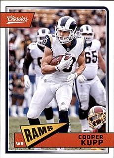 2018 Classics Football #91 Cooper Kupp Los Angeles Rams Panini NFL Card