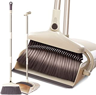 Extended Broom and Dustpan Set- 50