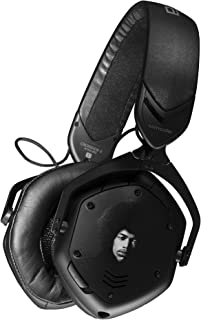 V-Moda x Jimi Hendrix Special Edition Wireless Bluetooth Headphones: Wisdom Over The Ear Headset with Mic, Up to 14 Hours of Playback (Amazon Exclusive)