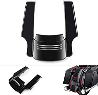 Areyourshop Stretched Rear Fender Extension For 14-17 Harley Touring Street Road Glide GBK