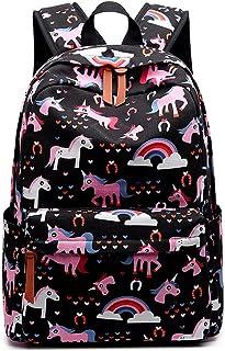DNFC Rucksack Canvas Schulrucksack Mädchen Jungen Teenager Schulranzen Damen Freizeitrucksack Mode Kinderrucksack Daypack Backpack Schultaschen Muster 2