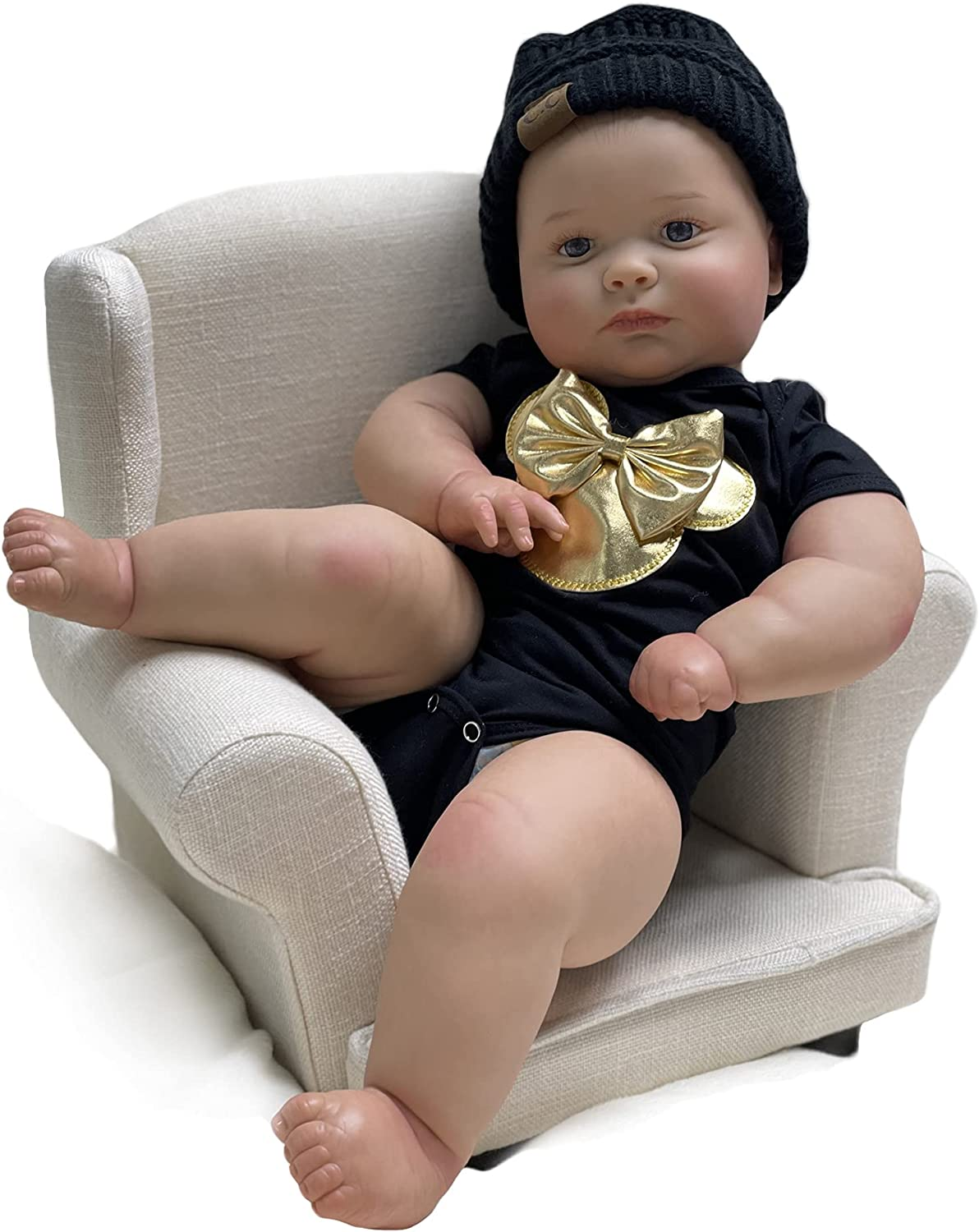 Japan's largest assortment Adolly Reborn Baby Dolls 24 We OFFer at cheap prices Inch Realistic Newborn Big Life Real
