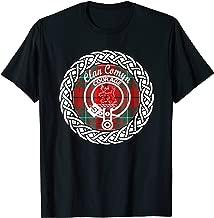 Comyn surname last name Scottish Clan tartan badge crest