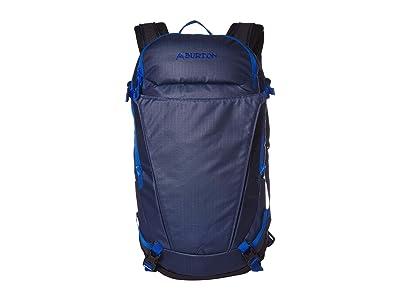 Burton Skyward 18L (Dress Blue Coated) Day Pack Bags