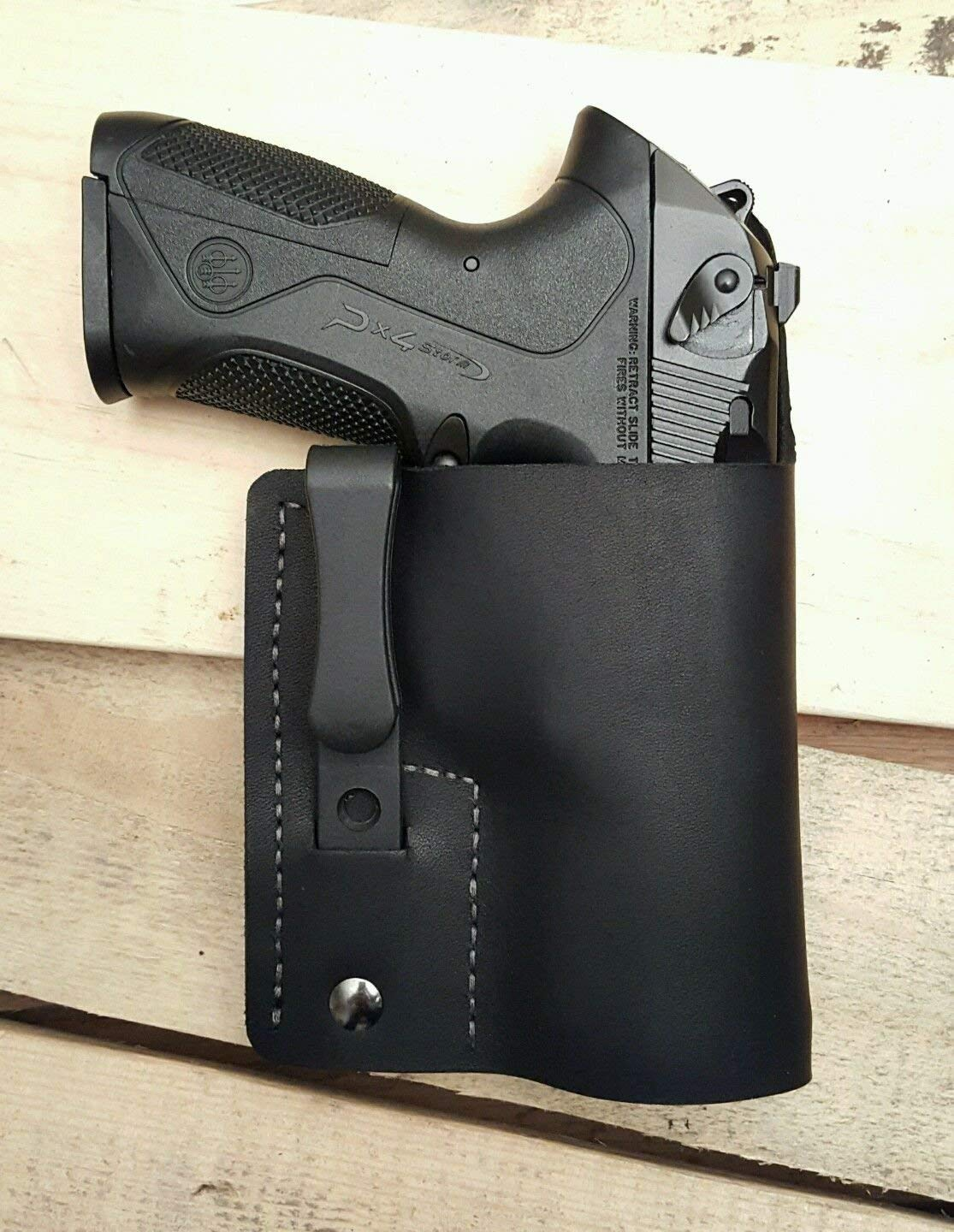 Bass Tactical Soft Leather Concealed Holster Tuckable Carry Limited New life time cheap sale IWB