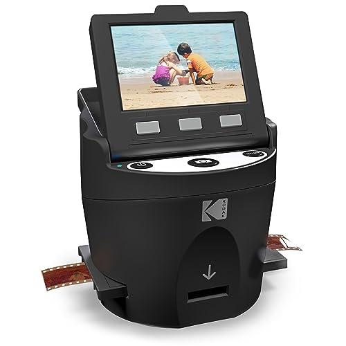 8mm Film Scanner: Amazon com