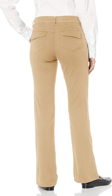 UNIONBAY Womens Stretch Uniform Bootcut Work Pant
