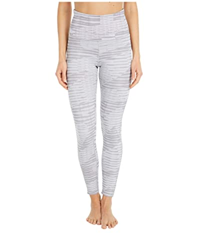 Reebok Lux High-Rise Tights 2.0 (Powder Grey) Women