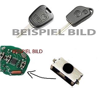 1x Für Peugeot 106 206 207 306 307 406 Fernbedienung Funkschlüssel Schlüssel Mikroschalter SMD Taster Microschalter