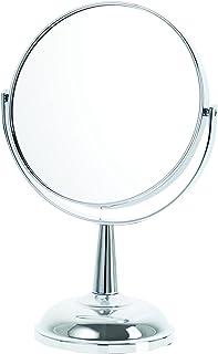 Danielle Classic Chrome 5X Magnification Dome Base Mirror, Chrome