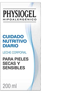 Physiogel Leche Corporal - Cuidado nutritivo Diario - Pieles secas y sensibles - 200 ml
