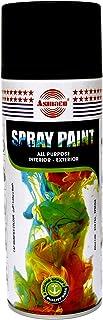 Asmaco Spray Paint, Matt Black