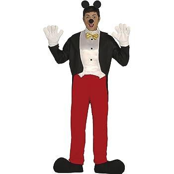 DISBACANAL Disfraz de ratón Mickey - -, XL: Amazon.es: Juguetes y ...