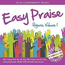 Easy Praise Hymns (Congregational Accompaniment & Performance Backing Tracks)