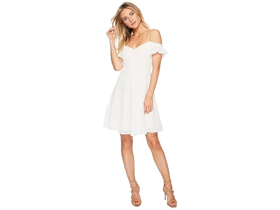 ASTR the Label Mackenzie Dress (Ivory) Women