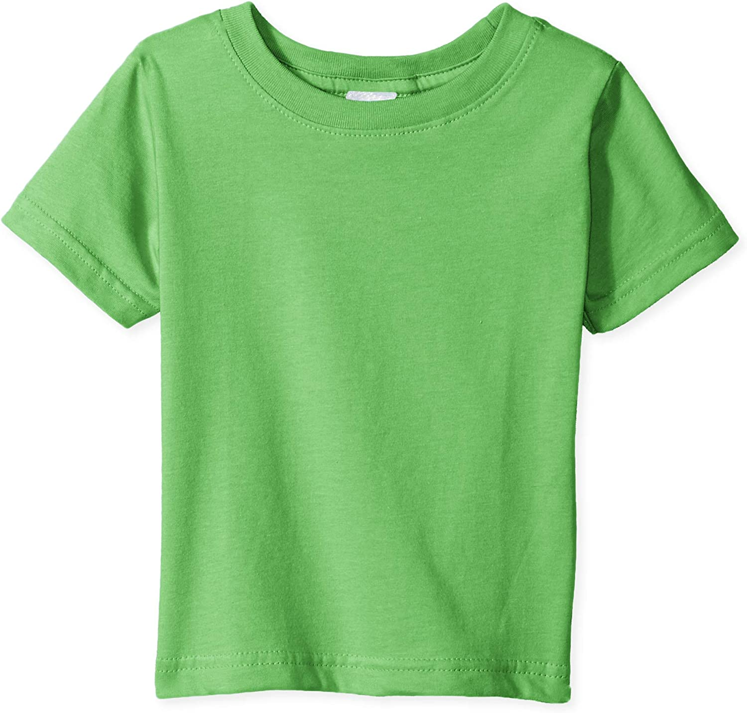 Clementine Baby Boys' Infant Fine Durable Jersey Tees Short Sleeve Crewneck T-Shirt