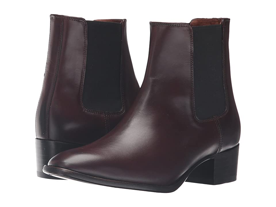 Frye Dara Chelsea (Dark Brown) Women