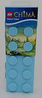 Lego Legends of Chima Brick Pencil Case,  Light Blue