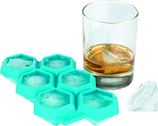 True Zoo Diamond Large Silicone Ice Cube Tray, 1.75