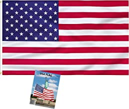MJB Inspired USA Flag. Robust Full Size 3 ft X 5 ft Polyester National Flag is Suitable for Indoor or Outdoor use. Showing...