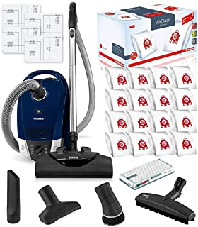 miele swing s7580 upright vacuum cleaner