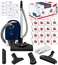 Miele Compact C2 Electro+ Canister HEPA Canister Vacuum Cleaner with SEB 228 Powerhead Bundle - Includes Miele Performance...