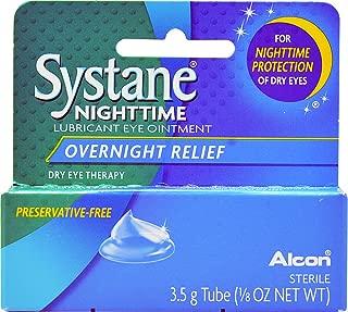 Systane Nighttime Lubricant Eye Ointment, 3.5 g