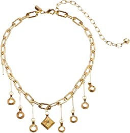 Vanessa Mooney - The Celeste Chain Choker Necklace