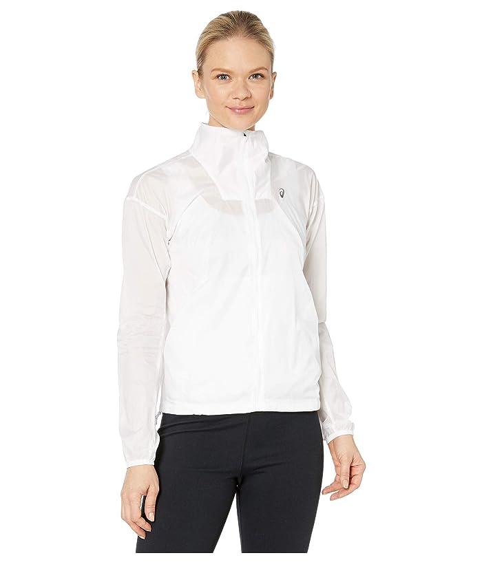ASICS  Tokyo Jacket (Brilliant White) Womens Clothing