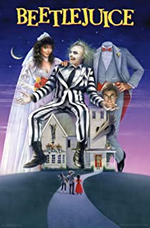 Trends International Beetlejuice - One Sheet Wall Poster, 22.375