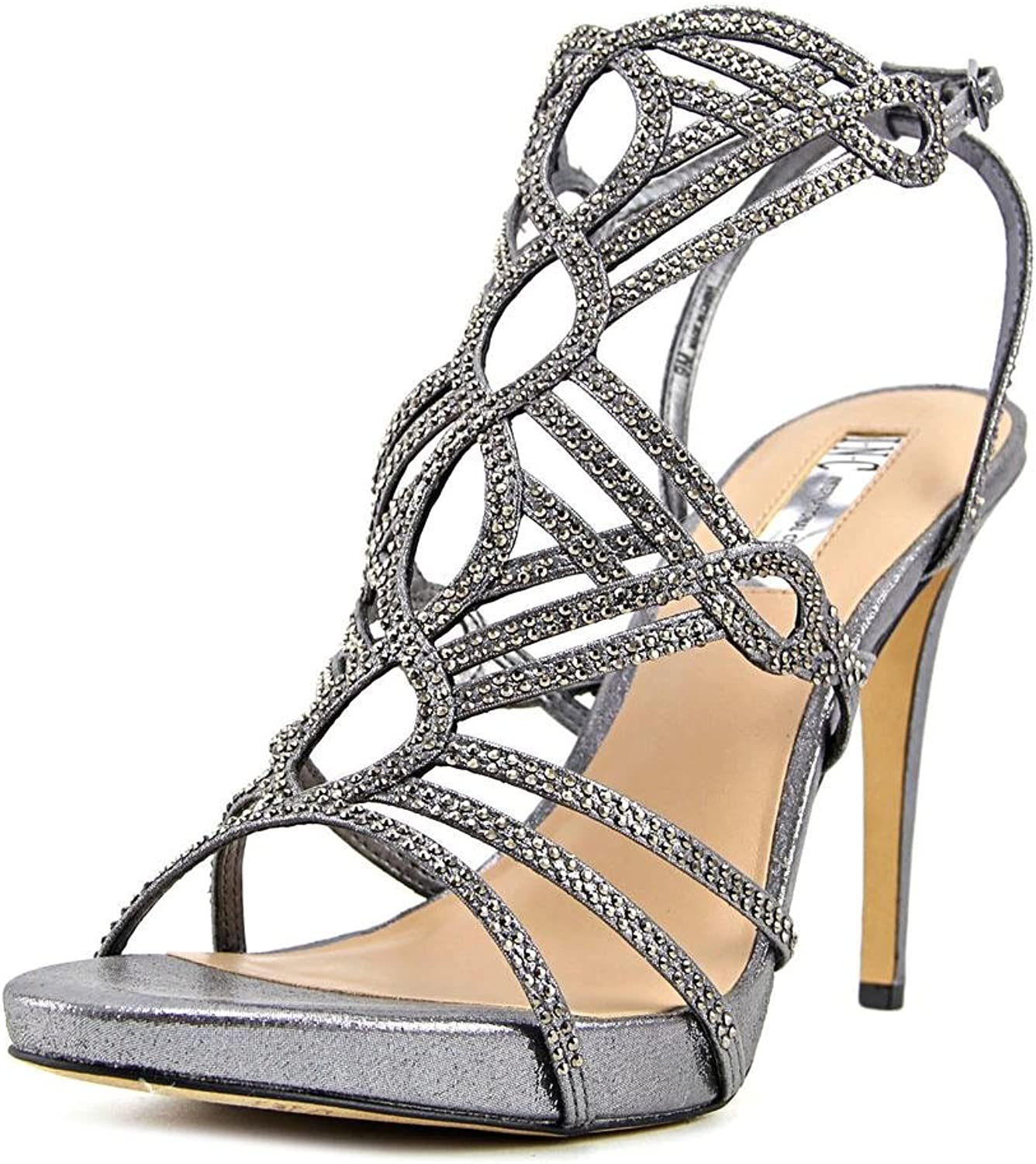 INC International Concepts Womens Surrie Open Toe Special Occasion Strappy Sa.