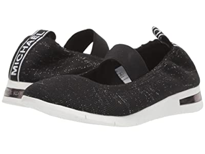 MICHAEL Michael Kors Kids Skim Boarder (Little Kid/Big Kid) (Black) Girls Shoes
