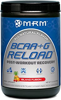 MRM Bcaa + G Reload Island Fusion, 330 Count