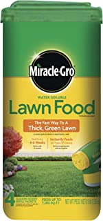 miracle grow lawn care