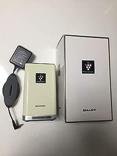 SHARP プラズマクラスターイオン発生機 1畳タイプ ホワイト系 IG-B20-W