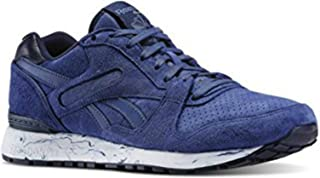 Mens GL 6000 MM Marbled Midsole Pack Casual Shoe Midnight Blue/Faux Indigo/Opal/White/Collegiate Navy