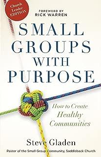purpose driven small groups