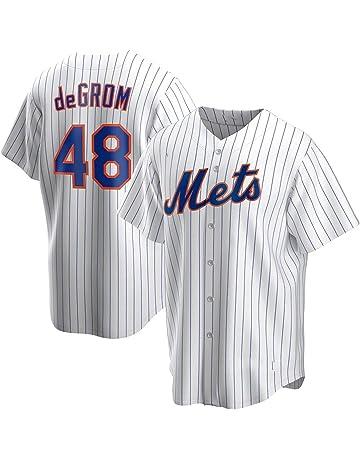 Camiseta de Manga Corta para Adultos Camiseta con Top con Botones S-3XL Camiseta de b/éisbol de los Yankees # 99 Judge para Hombre Camiseta de Juego